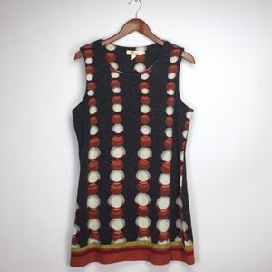 Anthropologie Dresses - Aryeh Womans Wool Tunic Sleeveless Dress Top